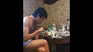korean friend's homemade video