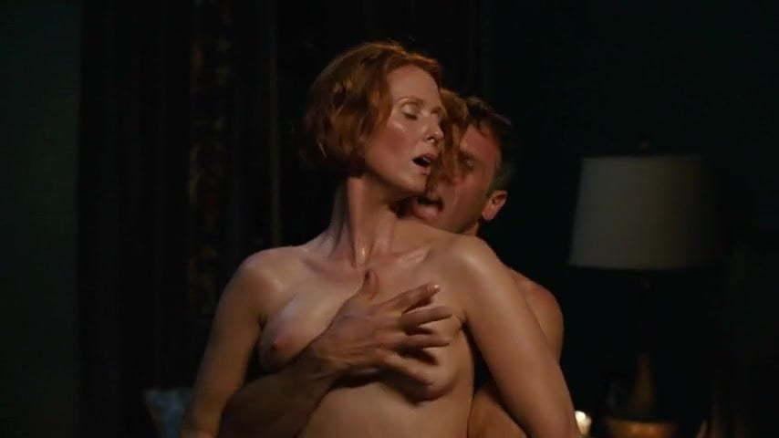 Cynthia nixon sex scene the movie