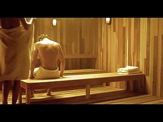Celebrity sex scenc - Celebrity sex scene - natasha henstridge sauna sex