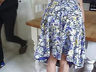 Wife spank bottom - The naughty bottom trio
