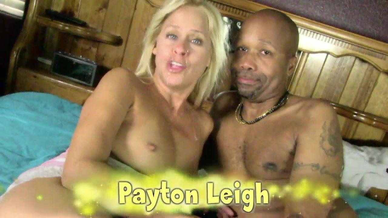 Watching My Mom Go Black Payton Leigh