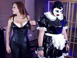 Infantilism art femdom - Mistress anns 50 shades of art sissification