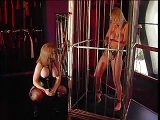 Latex smell removal Girl removed from cage and whipped