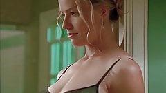 Elisabeth Shue - ''The Trigger Effect'' (slowmo, nudity)