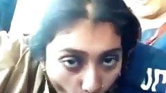 Indian Cute Girl Sucking Cock