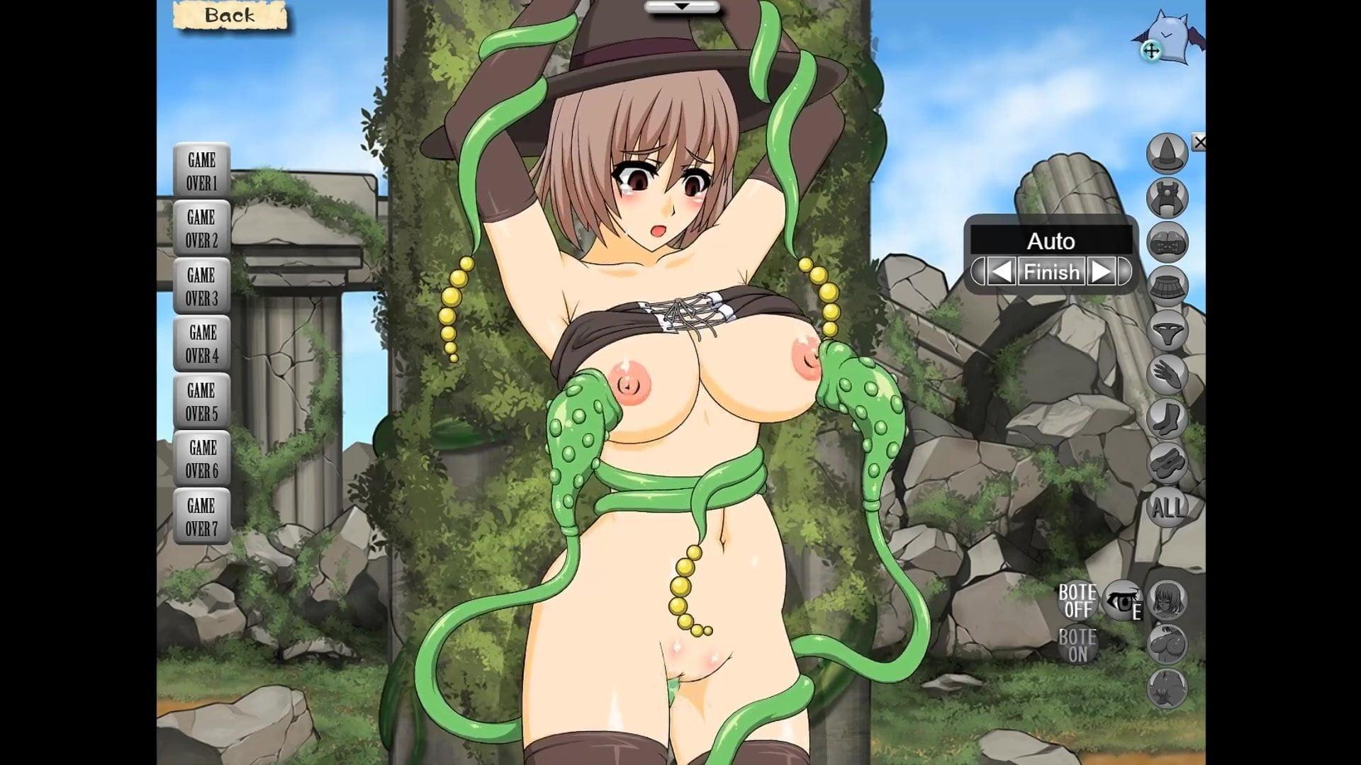3d Monster Hentai Gangbang