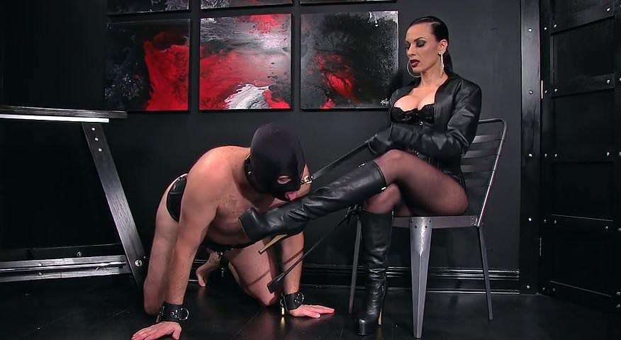 Lesbian Mistress Sex Slave