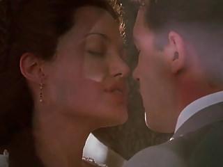 Nude clips of angelina jolie Angelina jolie - original sin 2001