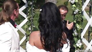 swinger wedding