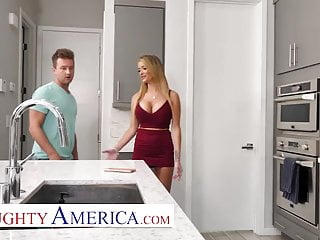 Free naughty america milf - Naughty america - linzee ryder takes advantage of young man