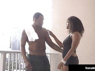 Black booty porn com - Black porn day bbc rome major cock fucks big booty roxy ray