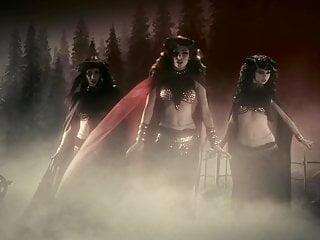 Lesbian vampire killers video Silvia colloca - lesbian vampire killers