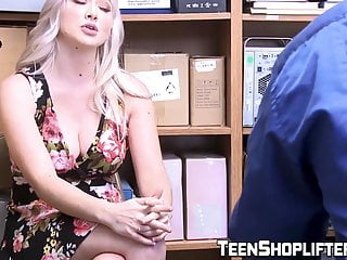 Cock thief whoever 18yo thief emily right throated before police doggystyle