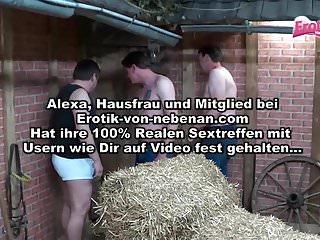 Angel viel nude Privat gangbang mit deutscher milf und viel sperma - amateur