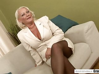Chubby Mature's Anal Adventures