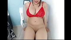 Chubby and beautiful young girl Mishellxy