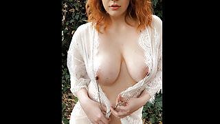 Maitland Ward Pierced Nipples In Snapchat ScandalPlanetCom