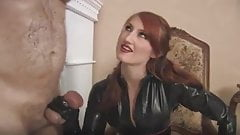 Mistress Kendra,Got Him By The Balls