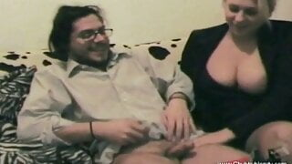 A Chubby Sex Moment While Feeling  Horny With Her Man