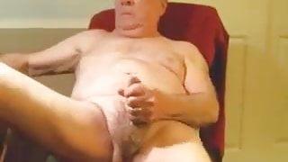 Grandpa squirts