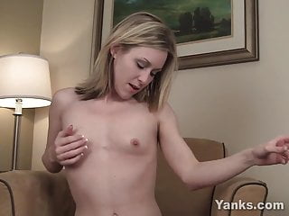 Small breast solutions lawsuit - Small breasted maddie vibrating her clit