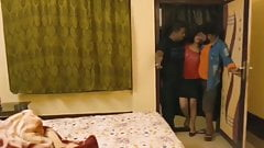 Wife Gangbanged by Friends and Husband Films it