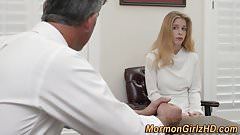 Mormon rubs for bishop