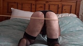 caged and caned