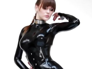 Killer sex foreign films Hot girl in catsuit and killer heels