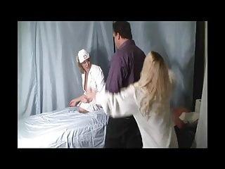 Sperm sample nurse Nurses get a sample