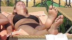 Soles feets in Havana