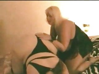 Spanking mature Mature bbw wife shared with lesbian on home sex video