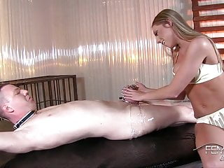Pornstar empire - Femdom empire shawna lenee spiked chastity tease
