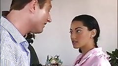 Ariel Paola very sexy brazilian maid fucked by her boss