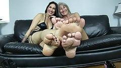 POV Foot Worship JOI 6 TRAILER