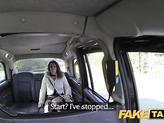 Adult thrills Fake taxi backseat thrills for taxi drivers