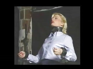 Metal mini vibrator Metal chair torture electic bdsm panythose