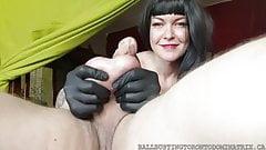 Bastienne Cross Sense Deprivation Edging Ball Torture Prev
