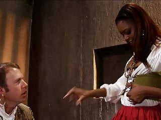 Picture sexy pirate - White pirate sodomises skinny negress cabin-girl - sexy