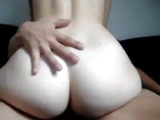 Cum into her - She rides my dick and i cum into her pussy