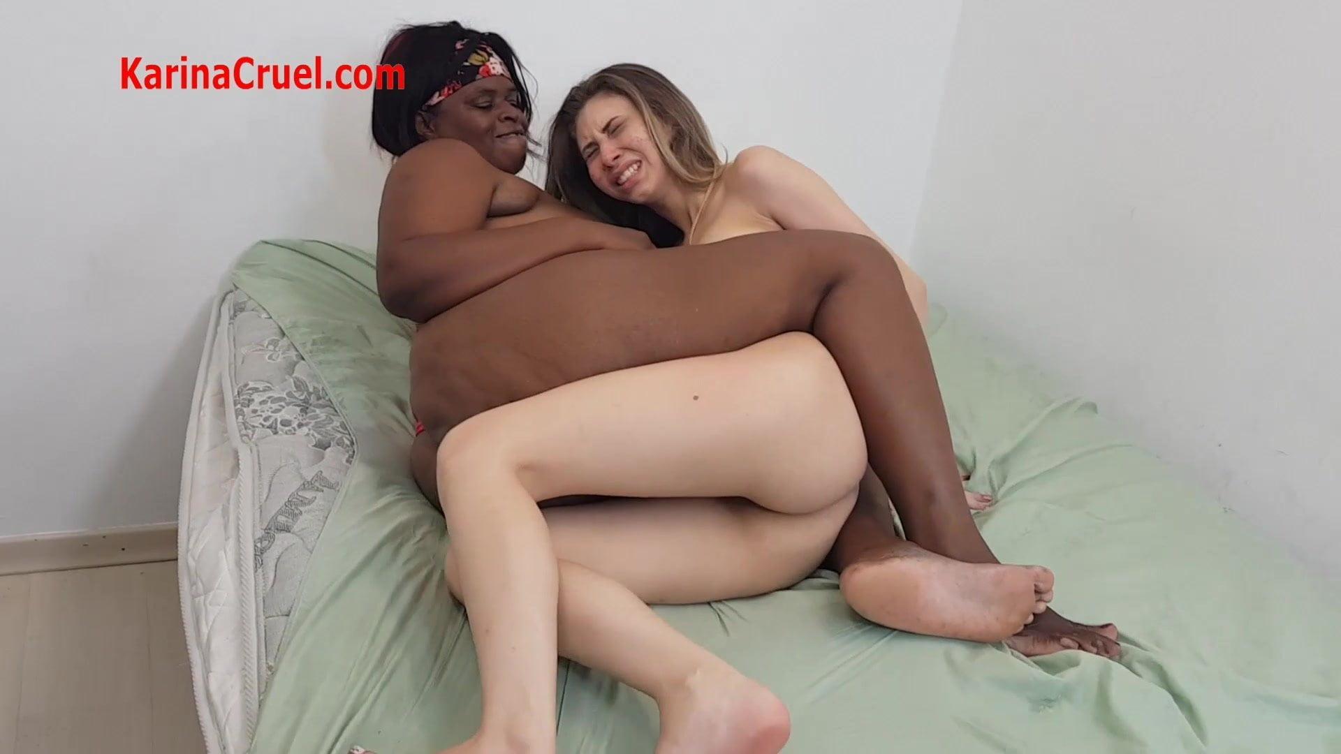 Black Lesbian Bbw Huge Tits