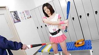 Japanese cheerleader Kiara Minami has had sex, uncensored