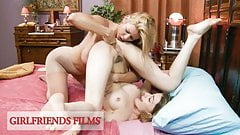 GirlfriendsFilms - Alexis Fawx Punishes & Dominates Teen