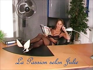 Las vegasfoot fetish - La passion selon julie