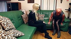 German Lesbian Feet Massage