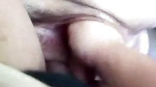 Hand and dick in mature cunt! Amateur!
