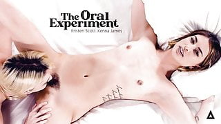 The Oral Experiment - Kristen & Kenna are Both Givers