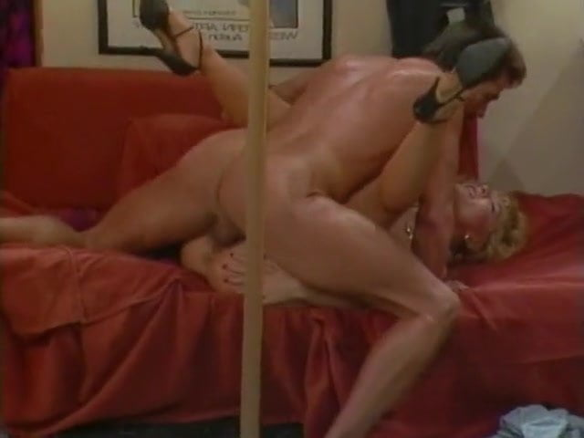 Nina Hartley Eating Ass