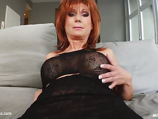 Fucked getting lady mature - Milf hot mature lady nina s gets a nice cock fuck her