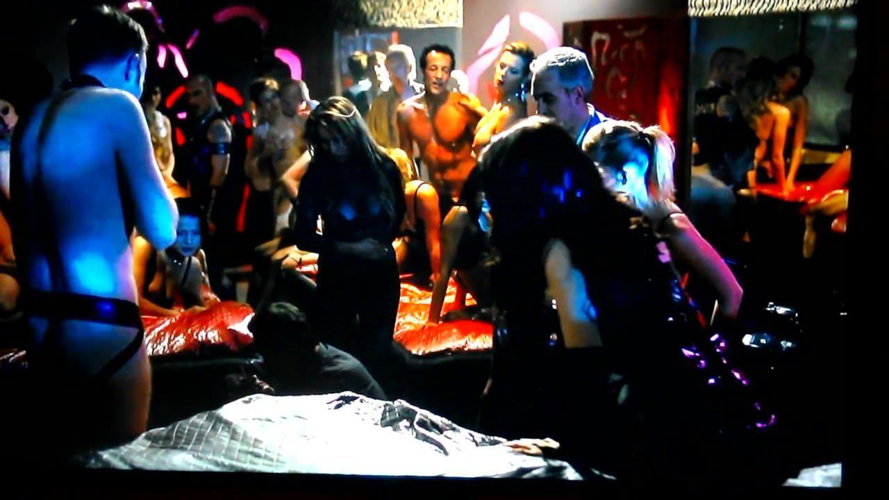 Pelicula Porno Party swingerclub party